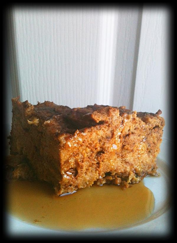 Crockpot Pumpkin French Toast