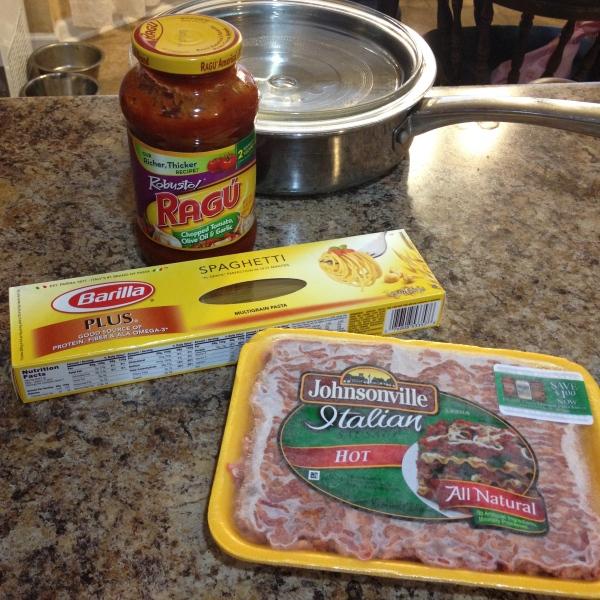 Johnsonville One Pan Italian