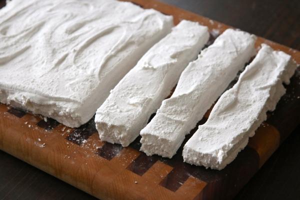 Homemade Marshmallows / Homemade Christmas Day 7