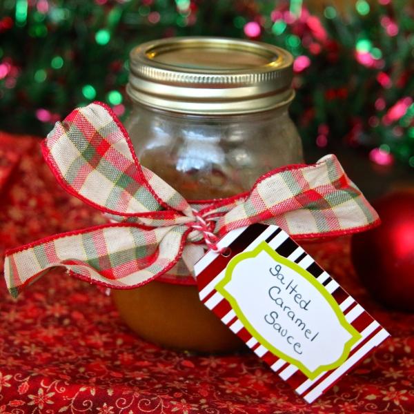 Salted Caramel Sauce/ Day 4 Homemade Christmas