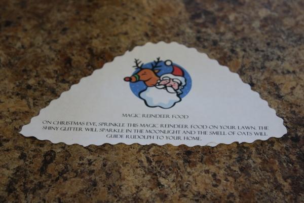 Reindeer Food / 12 Days of Homemade Christmas, Day 8