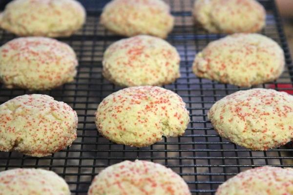 Sugar Cookies/ Day 6 Homemade Christmas
