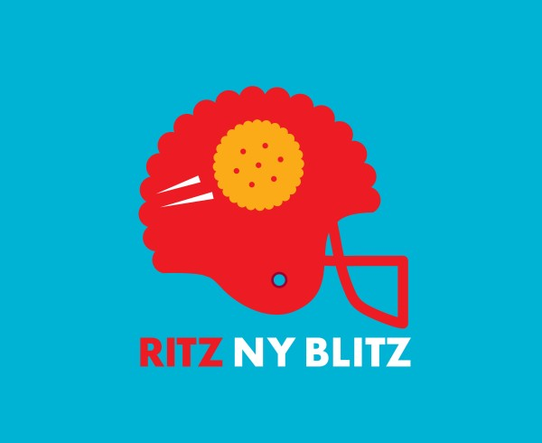 """RITZ """"Everything"""" Bites with Lox and Schmear 