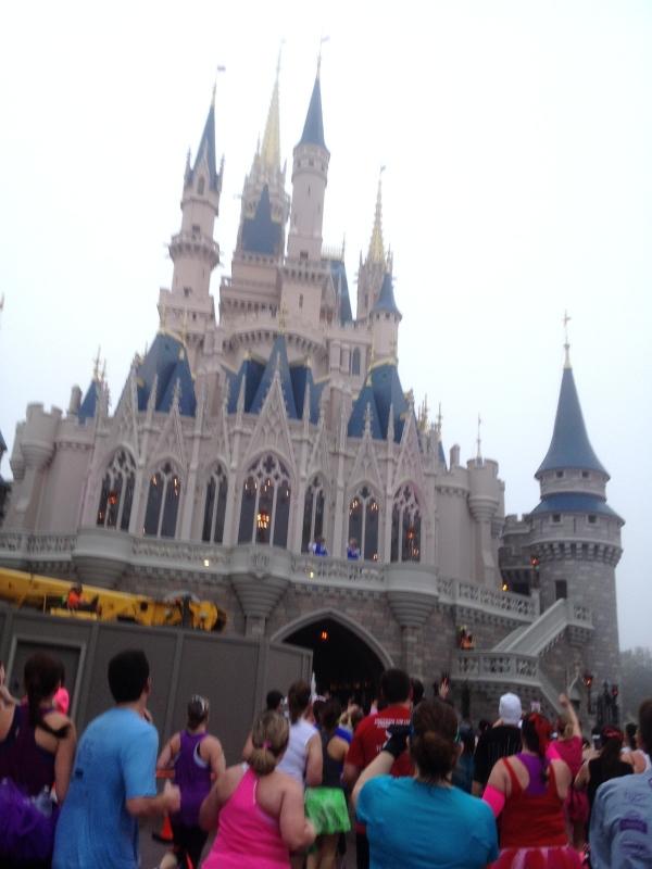 Disney Princess Half Marathon Recap