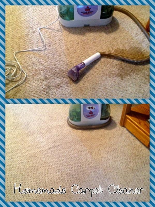 Homemade Carpet Cleaner | Country Girl Gourmet