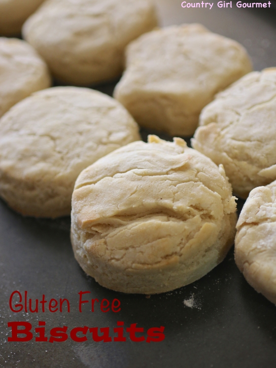 Gluten Free Biscuits | Country Girl Gourmet