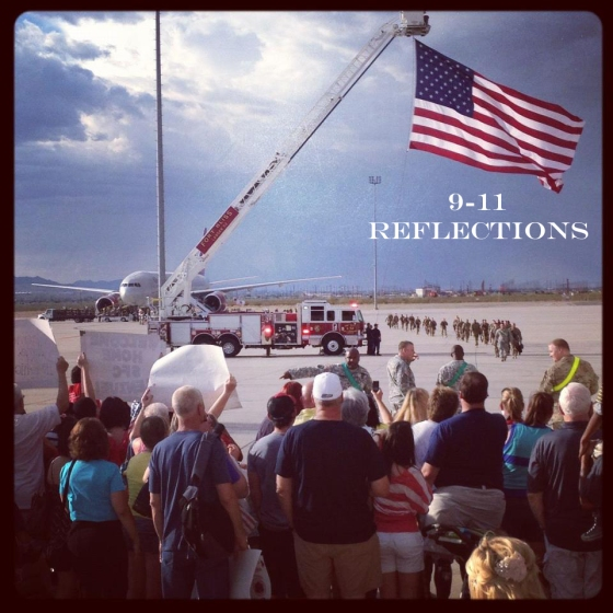 9-11 Reflections | Country Girl Gourmet
